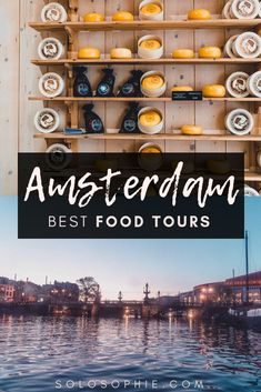 Looking for the best of Amsterdam food tours? Here's your ultimate guide to the top foodie experiences, guided excursions, and tours of the Dutch capital city of the Netherlands