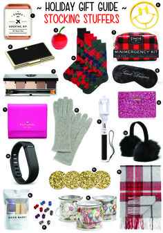 STOCKING STUFFER GIFT GUIDE - GOLD COAST GIRL