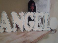 Angel con ovalo para poner una foto 20 euros con gastos de envio incluido