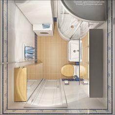 Mediterrán romantika egy 28 nm-es apró lakásban! Olvasd végig, garantáltan meglepődsz majd!
