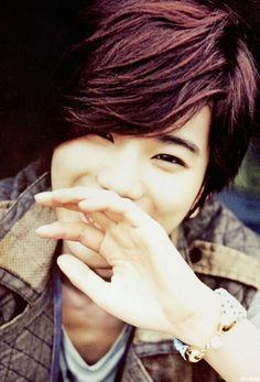 Sungjong will always be cute