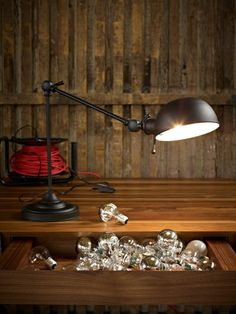 This urban Möbel Pfister ( table lamp is looking for something, can't imagine what it could be. Check it out on my website. Decor, Table, Furniture Decor, Light, Table Lamp, Furniture, Lighting, Bulb, Pfister