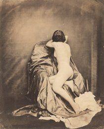 Eugene Durieu, Study, 1852 Erotic Photography, Vintage Photography, Origin Of The World, Edward Weston, French Photographers, Photoshoot Inspiration, Vintage Beauty, Pin Up, History