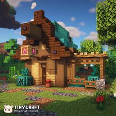 Minecraft Fantasy Medieval House with 1 16 blocks in 2020 Minecraft architecture Minecraft cottage Minecraft houses survival