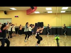 ZUMBA FITNESS-CONTEO (LEG AND ABS)