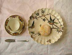 garden tea set
