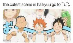 Memes for a little anime about volleyball.welcome to the club, it's pretty gay in here. Haikyuu Karasuno, Haikyuu Funny, Nishinoya, Haikyuu Fanart, Haikyuu Ships, Kageyama, Hinata, Anime Manga, Anime Guys