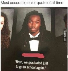 Funny senior quotes from tv shows
