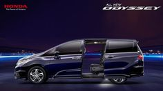 Spesifikasi Harga & Kredit Honda Odyssey Balikpapan