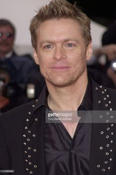 Bryan Adams during Cannes 2002 - 'Spirit: Stallion of the Cimarron' Premiere at Palais des Festivals in Cannes, France.