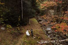 Bride and groom dance during elopement in the White Mountains in New Hampshire. New Hampshire elopement packages. White Mountains, Snowy Mountains, Franconia Notch, Echo Lake, Misty Forest, Outdoor Weddings, Beautiful Morning, Couple Posing, Elopements