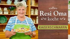 Resi Oma kocht - Kaiserschmarrn - YouTube Youtube, Desserts, Puddings, Food, Friends, Videos, Tailgate Desserts, Kaiserschmarrn, Cooking School
