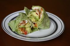 One Day At A Time - From My Kitchen To Yours: Spicy Chicken Wrap
