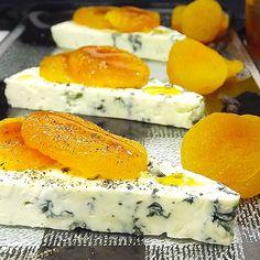 Que tal experimentar esta receita de Gorgonzola com damascos ao mel e pimenta que o Comida do dia já aprovou?