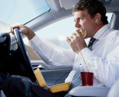 Советы по диете для автомобилистов