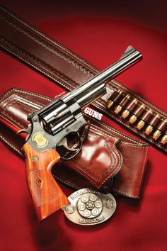 Smith & Wesson's 50th Anniversary Model 29 .44 Magnum Revolver