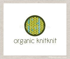 knitting logo design - Google Search