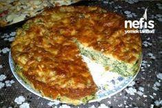 Ispanaklı Tuzlu Kek Tarifi – Nefis Yemek Tarifleri