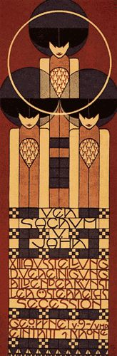 Vienna-Secession, Koloman Moser