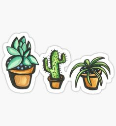 stickers for WhatsApp Cactus Stickers, Phone Stickers, Journal Stickers, Diy Stickers, Printable Stickers, Planner Stickers, Macbook Stickers, Whatsapp Png, Tumblr Png