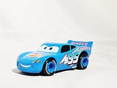 TOMICA Disney Collection PIXAR CARS Lightning McQueen DINOCO Type D-31 Light Blue Color