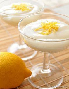 Mousse de Limão Siciliano | Panelaterapia