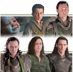 Loki's evolution