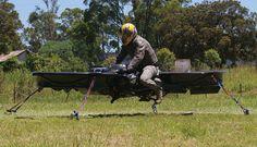 米軍、空飛ぶホバーバイクの研究開発に着手。スター・ウォーズのスピーダーバイク風 - Engadget Japanese