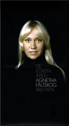 Annons på Tradera: Rare ABBA Agnetha Fältskog Swedish CD collection 1967-1979