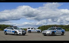 2013 Chevrolet Impala, Caprice and Tahoe PPV