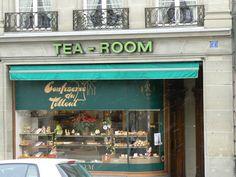 Tilleul tea-room where Bernie, Lisa and Timmy met every Sunday after Mass Lisa, Sunday, Chocolate, Breakfast, Room, Morning Coffee, Bedroom, Domingo, Chocolates