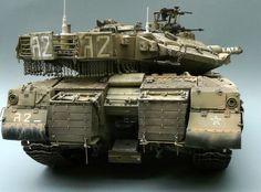 Tank Model.
