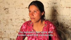 """Gold Fever"" documents the exploits of Goldcorp Inc. – the second-largest gold mining company in the world – in the village of San Miguel Ixtahuacán, in the western Guatemalan highlands. Through local subsidiary Montana Exploradora, Goldcorp operates the open-pit Marlin Mine, which opponents say has led to both environmental and health problems."