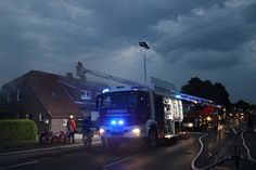 Wiesmoor-info: Ausgedehnter Zimmerbrand