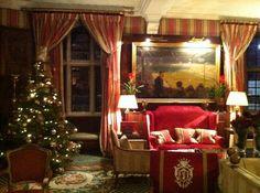 The Milestone Hotel: TEA ROOM
