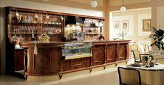 Dizajn profesionálnych barových pultov a zariadenie barov
