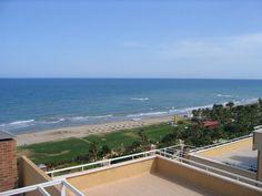 apartamento para 8 en Oropesa Del Mar - ÁTICO + TERRAZA 80M2
