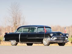 1955 Cadillac Series 75 Presidential Parade Limousine by Hess & Eisenhardt | Arizona 2013 | RM AUCTIONS