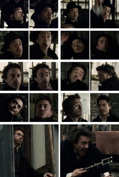 Sherly and his infamous facial expressions :)