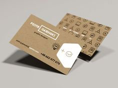 Personal Branding Business Cards