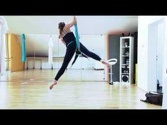 Aerial Hammock Dance - YouTube