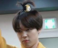 cute, bts y baby imagen en We Heart It Bts Jimin, Bts Taehyung, Jimin Hot, Foto Bts, Jimi Bts, Jimin Pictures, Park Jimin Cute, Bts Meme Faces, Funny Faces