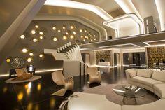 Passengers Set Design Photos | Architectural Digest