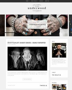 Tired Of Bloated & Complicated Themes?  You?ll Love Socrates - Wordpress Themes #WordpressThemes