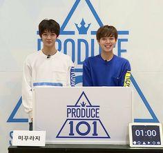 Wanna-One - Jinyoung and Jihoon - Produce 101 Season 2