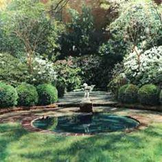 Chrleston COurtyard gardens - Google Search