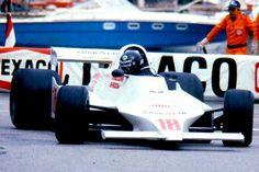1980 Shadow DN11 - Ford (David Kennedy)