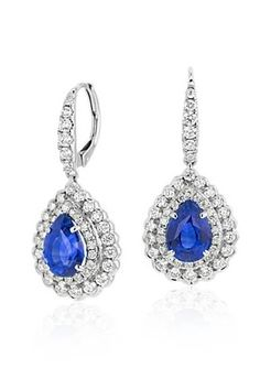 Make heads turn with these extraordinary drop earrings!