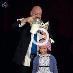 """Reseña del espectáculo de magia """"La jarra de leche""""  #Magia"""