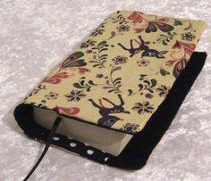 ♥Buchhülle Buchumschlag Rehe... m. Lesezeichen♥für dicke & dünne Bücher!     Für Taschenbücher dick und dünn!   Dein Buch für unterwegs- niemand we...